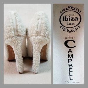 Jeffrey Campbell sherpa heels